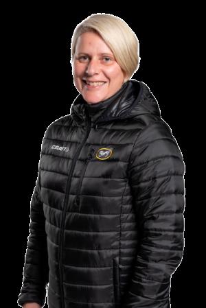 Sanna Lankosaari <br> Valmentaja